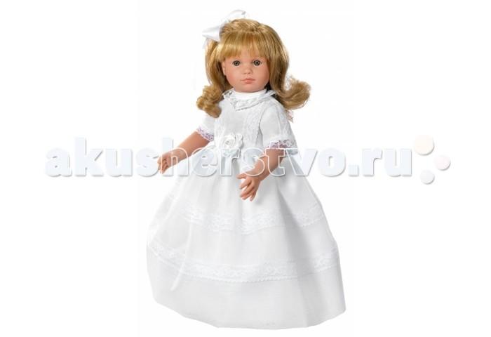 ASI Кукла Нелли 40 см 1250205Кукла Нелли 40 см 1250205ASI Кукла Нелли 40 см 1250205   Эта милая невеста так очаровательна и грациозна в белоснежном платье! Чудесная кукла  из винила станет любимицей вашего ребенка, она устойчиво стоит на ровных ногах.  Длинные светлые волосы, распущены и слегка завиты. Аккуратный бант из органзы украшает миниатюрную головку.  Все куклы ASI создаются с использованием ручного труда. В каждую куколку мастер вкладывает свою душу! Ваш ребенок сразу почувствует тепло и доброту, которая исходит из этой маленькой игрушки.  Особенности:  Куклы ASI сделаны очень качественно Без запаха   Используется безопасный твердый винил Видна прорисовка мельчайших подробностей тела, рук и ног<br>