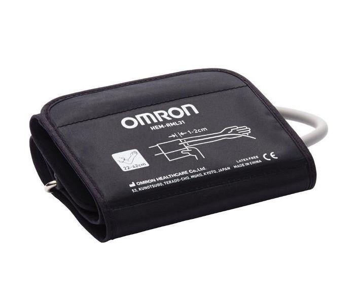 Тонометры и глюкометры Omron Манжета универсальная Easy Cuff HEM-RML31-E omron omron манжета для тонометра cs2 small cuff педиатрическая