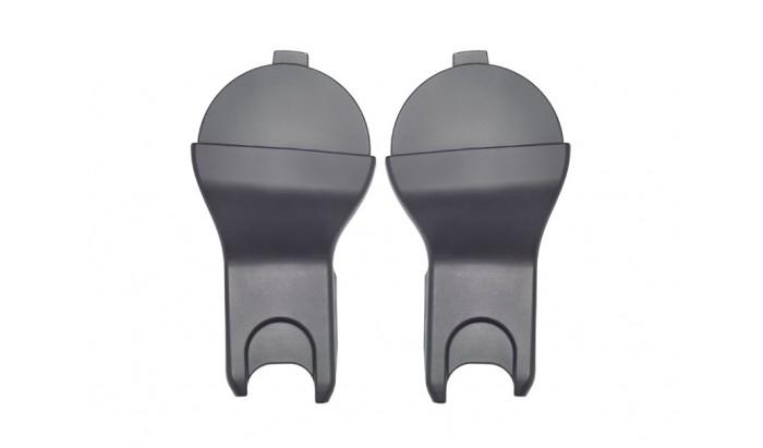 Адаптер для автокресла EasyWalker Harvey Car Seat AdaptersHarvey Car Seat AdaptersАдаптер для автокресла EasyWalker Harvey Car Seat Adapters превращают коляски EasyWalker в систему для путешествий 3 в 1, так популярную во всём мире.   Теперь можно оставить дома люльку или прогулочный блок, достаточно взять адаптеры и шасси.   Адаптер для Maxi-Cosi позволит использовать самые популярные детские автокресла на шасси EasyWalker.<br>