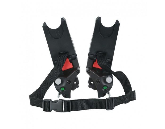 Адаптер для автокресла Baby Jogger Car Seat Aadapter - Zip-CybexCar Seat Aadapter - Zip-CybexАдаптер для автокресла Baby Jogger Car Seat Aadapter - Zip-Cybex легко и безопасно установить автокресло. Теперь не придется нарушать покой ребенка, заснувшего в машине, достаточно прикрепить автокресло к раме коляски и отправляться по своим делам.   Для автокресел: Maxi-Cosi Mico Maxi-Cosi Mico NXT Maxi-Cosi Mico AP  Maxi-Cosi Cabrio Cybex Aton 1 или 2  Nuna Pipa.<br>