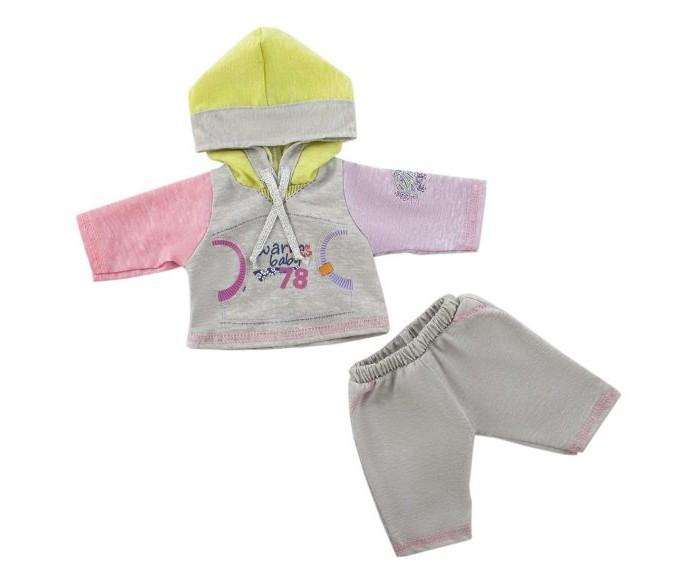 Куклы и одежда для кукол Mary Poppins Одежда для куклы Спортивный костюм 452065 куклы и одежда для кукол mary poppins одежда для куклы дино