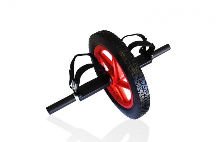 Original FitTools Колесо для отжиманий профессиональное Power WheelКолесо для отжиманий профессиональное Power WheelOriginal FitTools Колесо для отжиманий профессиональное Power Wheel — это эффективный тренажер, который поможет создать идеальный пресс не выходя из дома, кроме того, он поможет вам укрепить мышцы спины, рук и улучшить их рельеф. Обрезиненные колеса обеспечивают плавные и непрерывные движения. Может быть использован для физически неподготовленных людей.  Характеристики: Колесо для отжиманий подойдет каждому, несмотря на уровень физической подготовки Широкое колесо обладает хорошей устойчивостью, поэтому выполнять упражнения с ним несколько легче, чем с более узким колесом Увеличенный диаметр позволяет заниматься с меньшей нагрузкой Колесо для отжиманий отлично подойдет для занятий начинающих и людей постарше Это позволяет легче выполнять упражнения, но при этом нагрузка на мышцы незаметно для вас увеличивается Колесо для отжиманий помогает укреплять мышцы спины, мышцы плечевого пояса и улучшает рельеф и форму мышц живота Толстые рифленые ручки колеса не будут давить и врезаться в руки Поверхность рукояток обеспечивает отличное сцепление с руками занимающегося, что предотвращает скольжение и травматизм во время упражнений Колесо имеет специальную структуру, которая позволяет использовать его на любой поверхности Колесо для отжиманий - простой и очень эффективный тренажер для достижения красивого и подтянутого живота.<br>