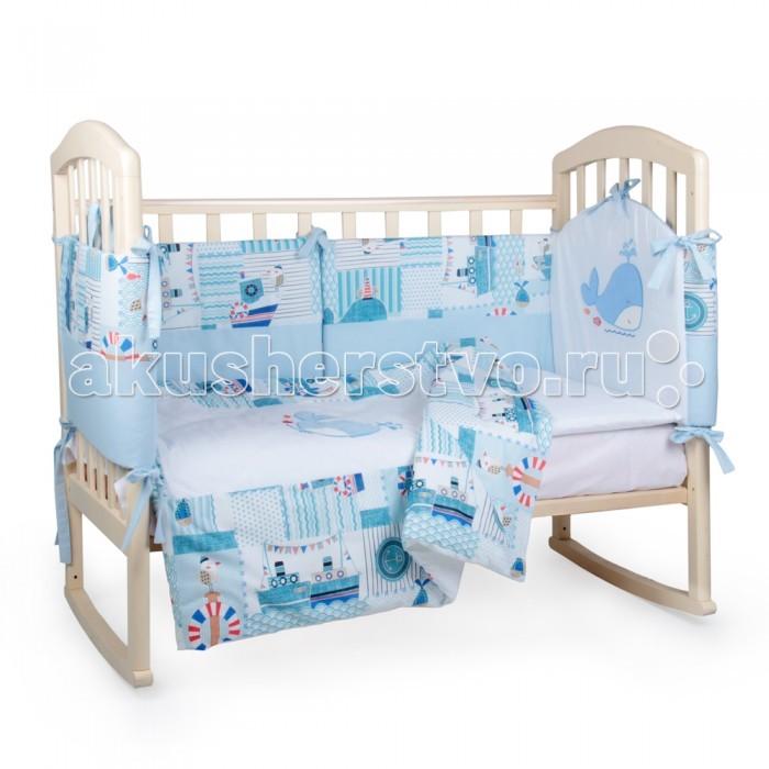 Комплект в кроватку Alis Китенок (6 предметов)Китенок (6 предметов)Комплект в кроватку Alis Китенок (6 предметов) засыпая в кроватке, застеленной нежным, красивым и стильным комплектом белья, малыш погрузится в самые сладкие сказочные сны. Комплект рассчитан специально для малышей. Материал отличается необыкновенной мягкостью и шелковистой фактурой. Прочная и плотная ткань с диагональным переплетением хлопковой нити. Несмотря на повышенную плотность, этот материал отличается необыкновенной мягкостью и шелковистой фактурой.   В комплект входят: наволочка 40 х 60 см подушка 40 х 60 см пододеяльник 110 х 140 см одеяло 110 х 140 см простынь 100 х 150 см  бортик.<br>
