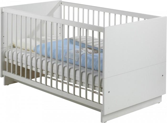 Детская кроватка Geuther FreshFreshДетская кроватка Geuther Fresh создает спокойный цветовой тон, контрастирующий с яркостью детских игр.  Мебель Geuther для новорожденных и детей станет надежным спутником Вашего малыша с момента рождения. С ней Ваш малыш проведет много прекрасных часов: ночью он будет мирно дремать в радующей глаз кроватке для новорожденных, а когда подрастет – на прочной кровати для детей и подростков.   Особенности: массив бука краски и покрытия устойчивы к воздействию слюны и пота, не содержат вредных веществ и отвечают самым строгим санитарным нормам лаконичный, сдержанный дизайн наряду с высокой прочностью кроватка подходит детям от самого рождения до 10 лет устойчивая, легко трансформирующаяся конструкция удобные размеры реечное дно 3 положения дна решетчатые бортики и верхние половинки стенок можно легко снять, когда ребенок повзрослеет, и тогда колыбель превратиться почти что во «взрослую» кровать кроватка идеально вписывается в интерьер современной детской<br>