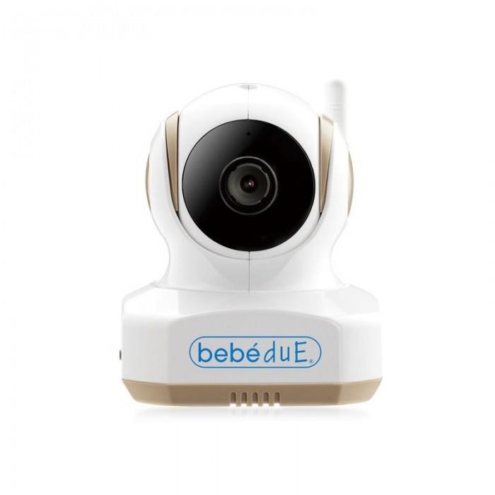 Bebe Due Видеоняня работающая через интернет и Wi-FiВидеоняня работающая через интернет и Wi-FiBebe Due Видеоняня работающая через интернет и Wi-Fi новое поколение видео нянь, позволяющее наблюдать за малышом, как дома так и вне, когда вы отлучились. Настраивается через специальную программу. Которую можно скачать на свой телефон или планшет, управляется через интернет или Wi-Fi.   Очень проста в настройках и управлении. Незаменимый помощник. Быстрая синхронизация видеоняни и вашего Гаджета не более 30 секунд. Быстрое переключение локального и удаленного наблюдения. Имеет панорамный наклон, автоматическое включение ночного видения, датчик температуры. Вы можете беспрепятственно пользоваться своим устройством (звонить, получать почту, играть в игры).   Позволяет наблюдать с нескольких устройств, что позволяет увеличить количество людей, ведущих контроль. Превращает ваш гаджет в беспроводную систему наблюдения. В локальном режиме работает функция голосового оповещения. Можно сделать фотоснимок любого изображения. Можно наблюдать за ребенком, когда он вне дома, отправив устройство с ним. Индикатор температуры.    Управление: iPhone, iPad, Android, Планшет.<br>