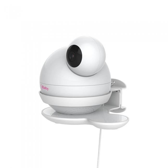 iBaby Крепление для видеоняниКрепление для видеоняниiBaby Крепление для видеоняни - это отличная альтернатива её расположения на горизонтальной поверхности.   Видеоняню можно поднять выше и обеспечить ещё больший обзор детской комнаты.  С помощью этого набора настенного крепления вы можете расположить вашу видеоняню iBaby Monitor М6, M6T или M6S практически везде: над кроваткой вашего малыша на стене, на полке, на бортике кроватки.  Этот комплект поможет вам повысить безопасность, расположив видеоняню вне зоны доступа для ребенка везде, где это необходимо.<br>