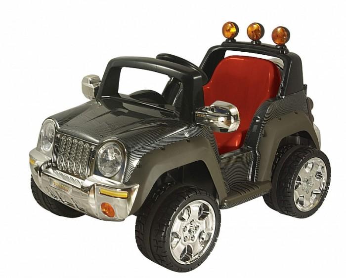 Электромобиль Chien Ti TCV-335 Special EditionTCV-335 Special EditionЭлектромобиль Chien Ti TCV-335 Special Edition является отличным приобретением для ребенка, возрастом от 2 до 8 лет. Такой внедорожник покорит сердце любого мальчугана, а интересный дизайн и технические возможности электромобиля позволят ребенку испытать максимум удовольствия! Еще бы, ведь такая машина очень напоминает настоящий джип - во время движения у него горят фары, руль оснащен звуковым сигналом, а колеса «одеты» в резиновые шины, которые обеспечивают комфортную и тихую езду.   Размеры электромобиля составляют 101 х 820 х 88 см. а вес – 25 кг. Он легко выдерживает нагрузку до 40 кг. Аккумулятор 12v 7 Ah  позволяет заряжать батарею 300 раз, а его мощности хватает на целых 2 часа непрерывной езды! Время зарядки аккумулятора, в среднем, 6-10 часов.<br>