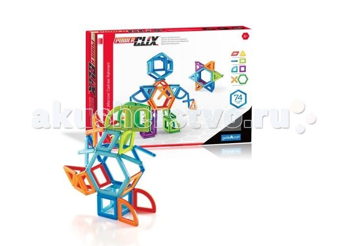 Конструктор Guidecraft магнитный PowerClix Frames 74 деталеймагнитный PowerClix Frames 74 деталейGuidecraft Конструктор магнитный PowerClix Frames 74 деталей с деталями эргономичной формы из цветного пластика. Из конструктора PowerClix можно создавать 2D и 3D фигуры. При помощи эргономичных деталей можно создать здания, животных и другие фигуры, которые встречаются в природе.  Каждому ребенку понравиться такой конструктор. Развивает пространственное мышление, моторику пальчиков и творческое воображение. Почувствуй силу магнита и откройте для себя возможности PowerClix.<br>