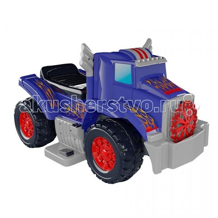 Электромобиль Tokids Bubble Truck мыльные пузыри 2 в 1Bubble Truck мыльные пузыри 2 в 1Tokids Электромобиль Bubble Truck мыльные пузыри 2 в 1 6V/4Ah мотор 1х3W будет отличным подарком вашему ребенку. Помимо того, что игрушка очень красива и выразительна, помимо того, что она обучает вашего ребенка управлять хоть и маленьким, но все же автомобилем, эта игрушка имеет функцию мыльных пузырей.  Если ребенок устал и необходимо передышка - попускать мыльные позыри из под капота своего маленького грузовика будет отличным отдыхом.<br>
