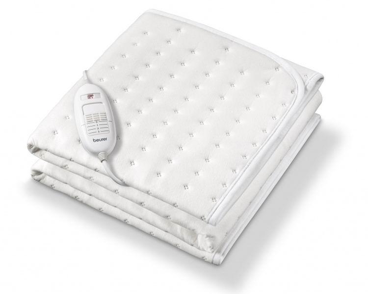 Электропростыни и одеяла Beurer Электропростынь TS19 130х75 см шагомер beurer as50