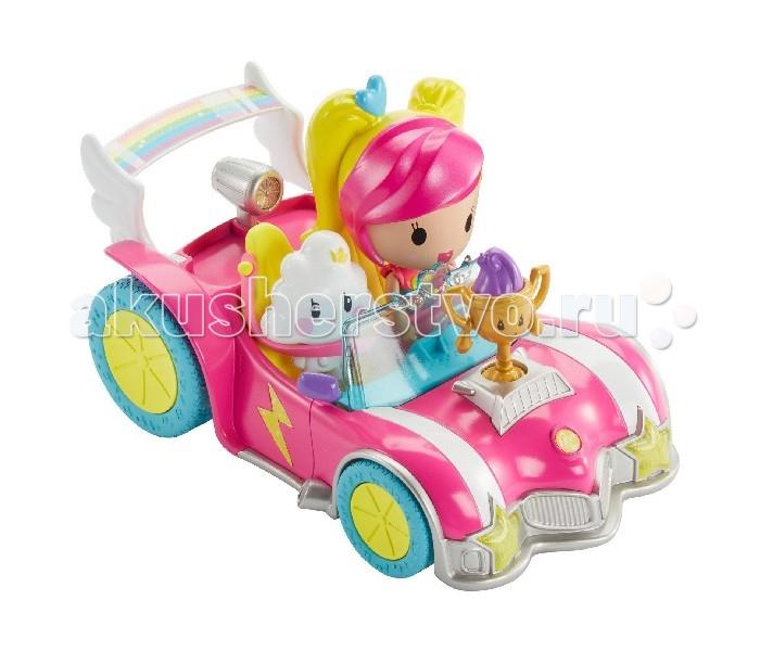 Игровые наборы Barbie Игровой набор Автомобиль и виртуальный мир barbie игровой набор звездная сцена из серии barbie рок принцесса