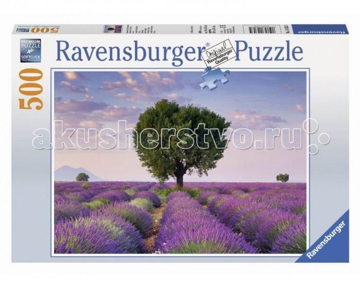 Пазлы Ravensburger Пазл Лавандовое поле 500 элементов