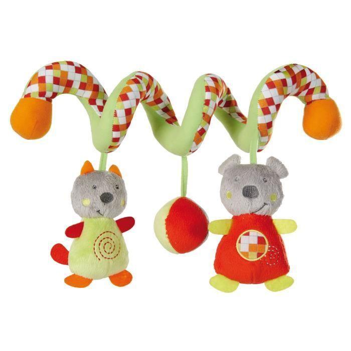 Развивающие игрушки Tineo спираль My Great Friends