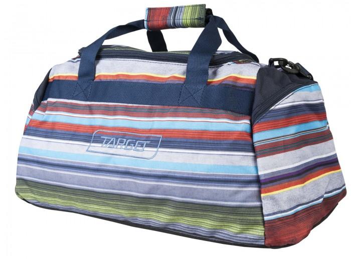 Target Collection Дорожная сумка AlloverДорожная сумка AlloverTarget Collection Дорожная сумка Allover имеет большое отделение и дополнительные карманы по бокам.   Имеется плечевой ремень.   Застежки-молнии.<br>