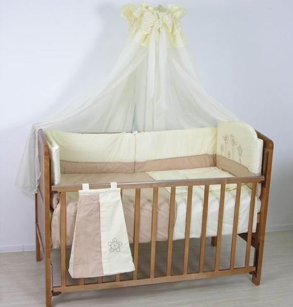 Комплекты в кроватку Fairy Волшебная полянка 140х70 (7 предметов) комплекты в кроватку fairy жирафик 120х60 7 предметов