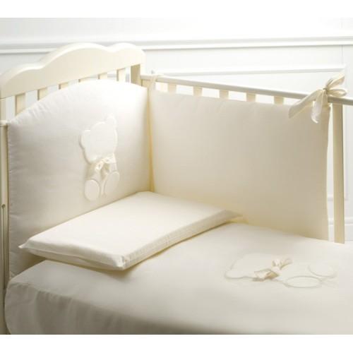 Комплект в кроватку Baby Expert Teddy (4 предмета)  - купить со скидкой
