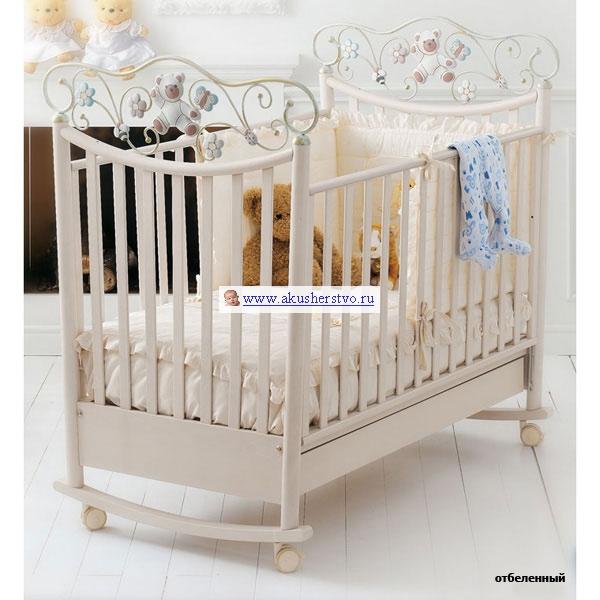 Детская кроватка Baby Expert Perla  - купить со скидкой