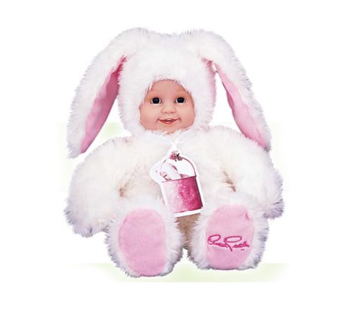 Мягкая игрушка Unimax Детки-зайчики 43 смДетки-зайчики 43 смМягкая игрушка Unimax Детки-зайчики - это настоящие плюшевые милашки.  Только взгляните на эти хитрые забавные улыбки, мягкие лапки и длинные ушки!  Пухленькие плюшевые малыши завораживают своим реалистичным эксклюзивным видом, такому подарку будет рад и ребёнок, и взрослый, ведь любовь к качественным коллекционным куклам не имеет ограничения по возрасту.   Дизайн игрушек разработан всемирно известным фотографом Anne Geddes.<br>