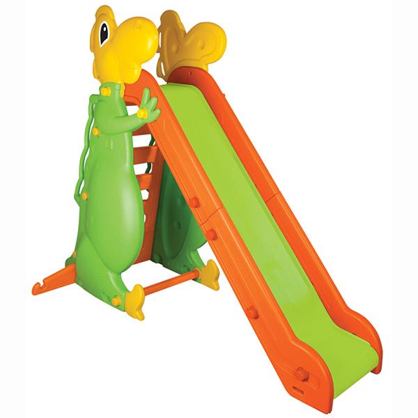 Горка Pilsan Playful Dino SlidePlayful Dino SlideСделано специально для игр на воздухе. Pilsan детская горка Playful Dino Slide продолжает радовать детей всей России каждый день.  Детская Горка от известного производителя высококачественных детских игрушек турецкой компании Pilsan изготовлена из прочного яркого и красочного пластика. Данный игровой комплекс предназначен для малышей от 2-5 лет.  Благодаря сравнительно небольшим габаритам данной горкой можно пользоваться не только на улице, но в помещении. Данная игрушка выполнена из высококлассных и экологически чистых материалов, абсолютно отвечающих наивысшим требованиям и стандартам качества и безопасности здоровья детей. Максимальная грузоподъемность: 30 кг.  Размер (ДхШхВ): 180х135х122 см.<br>