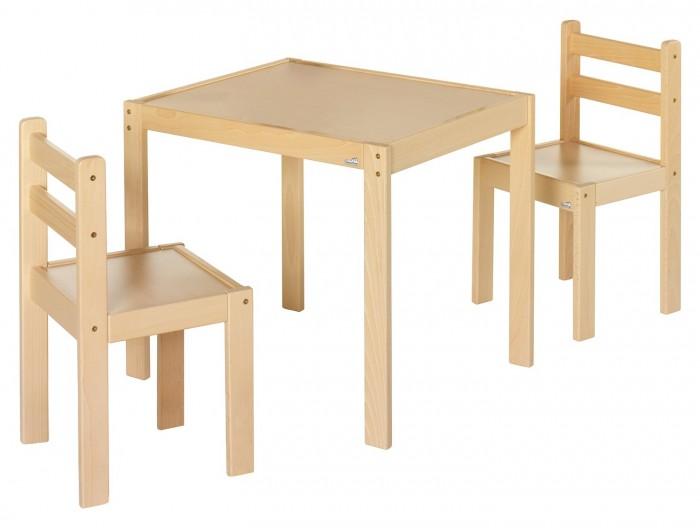 Столы и стулья Geuther Комплект игровой мебели Kalle&Co