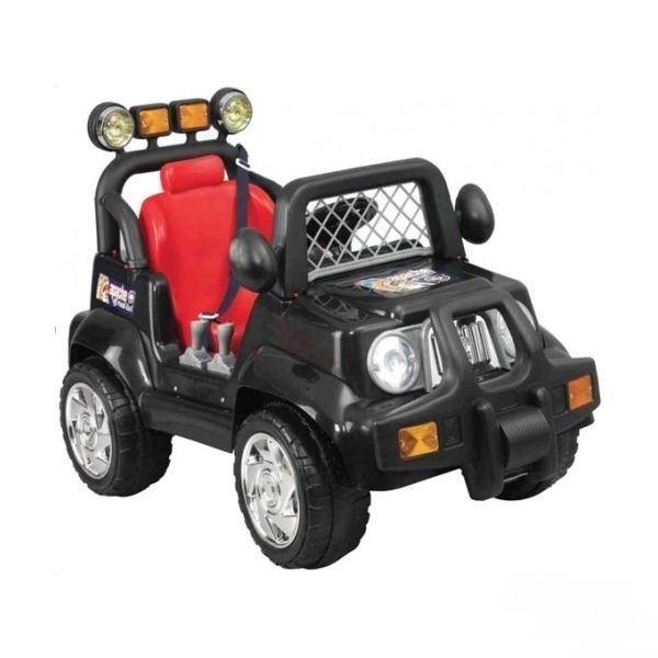 Электромобиль Pilsan ApacheApacheУправляя этим автомобилем, Ваш ребенок с самого раннего детства приобретет навыки уверенного вождения. Ведь это фактически настоящий автомобиль, только маленький и безопасный.   Музыкальный сигнал (6 звуков) Аккумулятор 2х6V 12 Ah Колеса с бесшумным покрытием Рычаг переключения Вперед/Назад Удобное сидение со спинкой и ремнем безопасности Двигатель 2X12V  Для детей от 3-7 лет  Зеркала заднего вида Наличие плавкого предохранителя Педаль газа/тормоза Передние фары  Контрольная панель Максимальная скорость 3.5-7 км/ч Максимальная грузоподъемность 35 кг  Цвета в ассортименте.   Размер машинки - 67х135х82 см.  Компания Pilsan начала свою историю в 1942 году. Сегодня – это компания-гигант индустрии крупногабаритных детских игрушек, которая экспортирует свою продукцию в 57 стран мира. Компанией выпускается 146 наименований продукции – аккумуляторные и педальные автомобили, велосипеды, развивающие игрушки и аксессуары для детей. Вся продукция Pilsan сертифицирована и отвечает международным стандартам качества.<br>