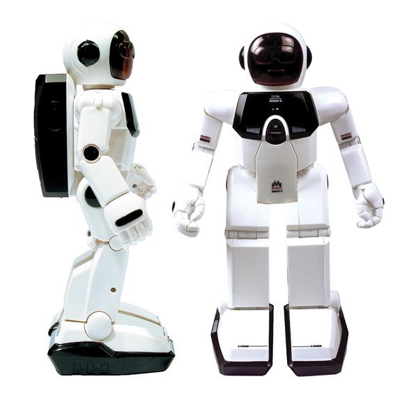 Интерактивная игрушка Silverlit Робот Собери Сам (аналог 88307 со сборкой)Робот Собери Сам (аналог 88307 со сборкой)Робот Собери Сам (аналог 88307 со сборкой) с функцией программирования до 36 команд, танца, охраны  Робот Собери Сам (аналог 88307 со сборкой) с функцией программирования до 36 команд, танца, охраны Робот – конструктор «Собери сам» на радиоуправлении - продукт компании Silverlit, занесенной в Книгу рекордов Гиннеса за создание уникальных технологичных игрушек.   Роботы на р/у Silverlit не перестают удивлять, и робот будущего «Собери сам» – настоящий гений с широкой игровой возможностью и разнообразием движений - отличное доказательство этому.   Все мальчики любят играть в роботов: сейчас пришло время собрать собственного робота-друга и помочь ему стать помощником и умницей.   Функциональность игрушки:  Игрушка прекрасно развивает логику и реакцию, воображение, умение рассчитывать свои действия и получать результат, анализировать причины неудач, а также обучает навыкам обращения с предметами в движении.  Если ребенок играет с другом, игрушка будет способствовать развитию речи, умению активно общаться.  Особые возможности: - 36 вариантов программирования - движение вперед-назад, вправо-влево - захватывание небольших предметов - игра с мячом - особая программа «Охраняй комнату» - саморегулируемый и подстраиваемый датчик распознавания и обхода препятствий - интересные звуковые и световые эффекты (в т.ч. мигают глаза) - подвижные части тела   В игровой набор входят:  - детали для сборки робота - пульт - инструкция  Элементы питания конструктора:  4 батарейки типа АА – для робота 2 батарейки типа ААА - для пульта управления (в набор не входят).   Качество исполнения:  Игрушка Робот «Собери сам» выполнена из высококачественной, устойчивой к падениям и ударам, пластмассы.  Радиоуправляемые игрушки экологически безопасны для ребенка, использованные красители не токсичны и гиппоаллергенны.  Изделие выглядит очень стильно и эффектно благодаря тщательной проработк
