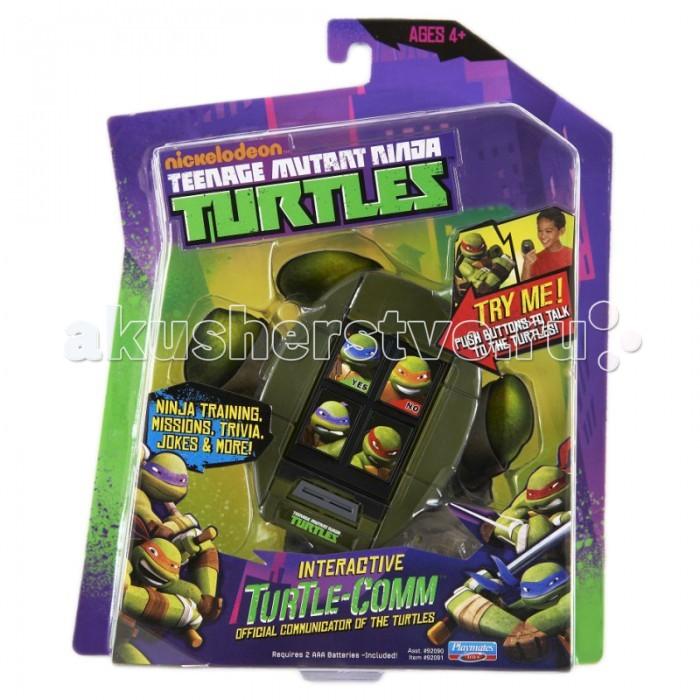 Игровые наборы Turtles Коммуникатор Черепашки-ниндзя игровой набор turtles боевое снаряжение черепашки ниндзя леонардо 4 предмета