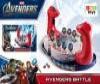 IMC toys Marvel Игра Кто самый ловкий - Мстители