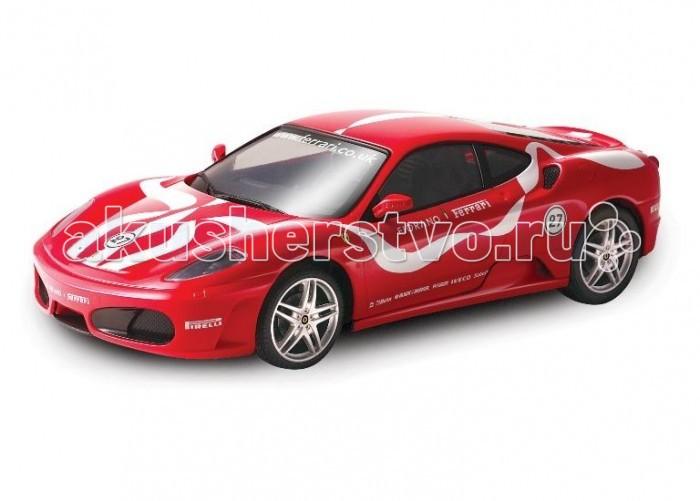 Silverlit Машина на р/у Ferrari Fiorano 1:16Машина на р/у Ferrari Fiorano 1:16Машина на р/у Ferrari Fiorano 1:16 от компании Silverlit.   Этот шедевр итальянской автомобильной мысли, выполненный в пропорции 1:16 от оригинала, приведет в восторг вашего ребенка.   Трехканальное управление позволяет запустить сразу 3 машинки одновременно.  Машинка выполнена очень точно, у нее есть подвеска, амортизаторы. Фары, стоп сигналы и поворотники зажигаются. Максимальная скорость – 20 км/ч.  У Ferrari Fiorano отличное вхождение в повороты на большой скорости. Это достигается наличием профессионального передатчика.   Комплект включает в себя:  машинку  пульт управления  инструкция  Для работы игрушки требуются 4 батарейки AA, для пульта 1 батарейка 9V (в комплект не входят).<br>