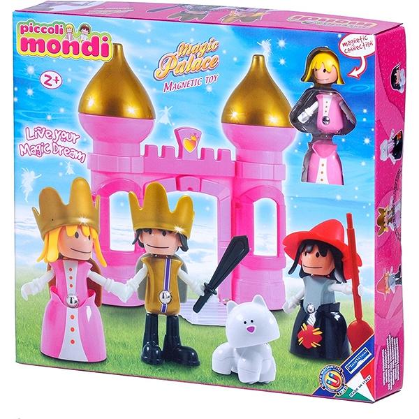 Конструктор Plastwood Piccoli Mondi Magic Palace Playset