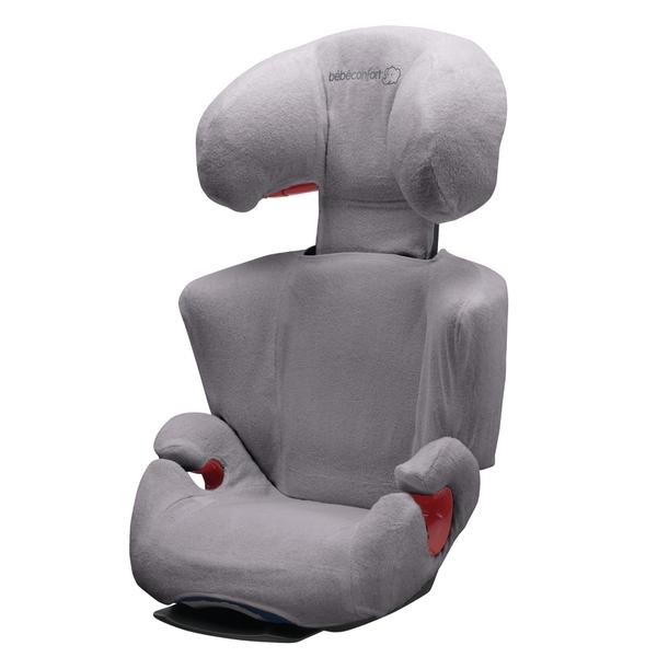 Bebe Confort Чехол для автокресла Rodi XP/Rodi AirprotectЧехол для автокресла Rodi XP/Rodi AirprotectBebe Confort Чехол для автокресла Rodi XP/Rodi Airprotect чехол создает чувство комфорта и удобства, так как материал очень долго подбирался с учетом детского здоровья. Очень практичный, так как можно быстро и без особых усилий его снять или надеть на автокресло. Данный аксессуар помогает сохранить автокресло в чистоте. Можно стирать в стиральной машинке.  Особенности:  Изготовлен из нежной и мягкой махровой хлопчатобумажной ткани.  Отводит испарения ребенка, обеспечивая сухость и комфорт в летний период.  Легко надевается на автокресло Bebe Confort Rodi XP/Rodi Airprotect без съема ремней. Позволяет дольше сохранить обивку автокресла. Допускает машинную стирку.<br>