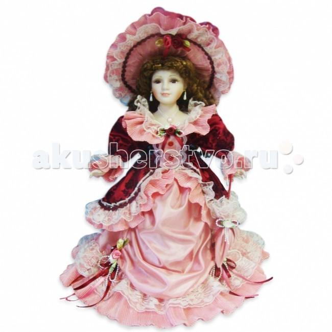 Куклы и одежда для кукол Lisa Jane Кукла фарфоровая Изольда 18 45.7 см lisa jane кукла фарфоровая дина