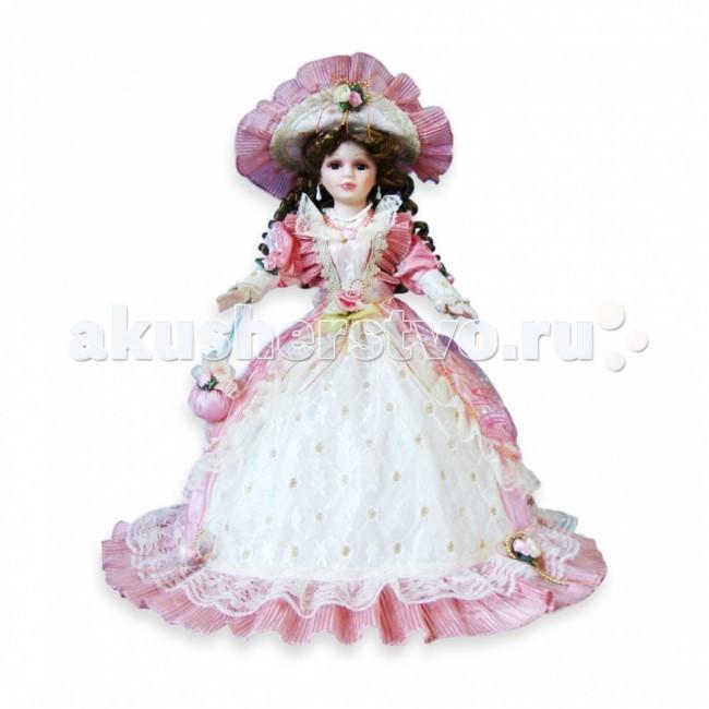 Куклы и одежда для кукол Lisa Jane Кукла фарфоровая Каролина 18 45.7 см lisa jane кукла фарфоровая дина