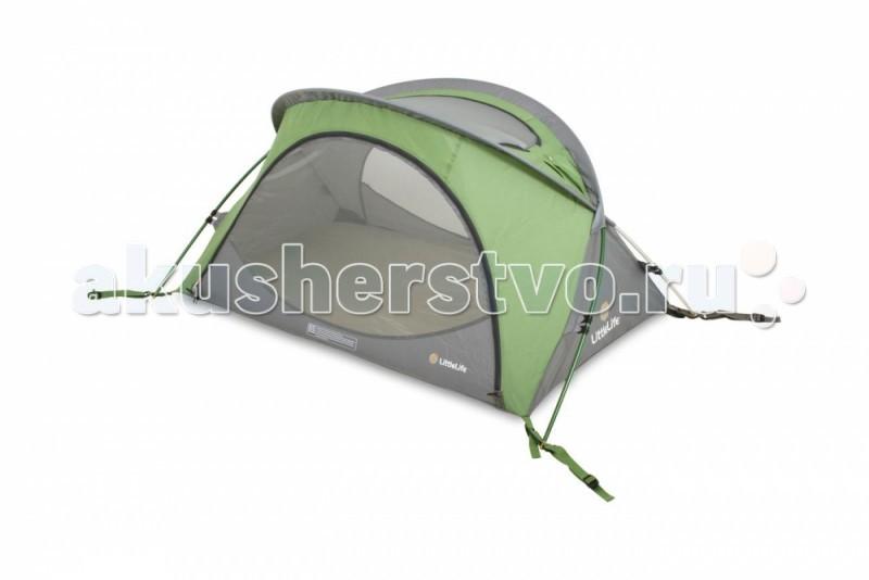 LittleLife Палатка Arc-2 10290Палатка Arc-2 10290Путешествие будет намного комфортней, если вы возьмете с собой палатку Arc 2. Благодаря небольшому весу (2.5 кг) палатку легко перемещать, а её компактность в сложенном виде займет минимум места.   Палатка будет всегда полезна, если вы захотите уложить малыша поспать на свежем воздухе. Её так же можно использовать как безопасную игровую зону для ребенка.  Особенности: Предназначена для детей с рождения Поролоновый матрас 2 входа на молнии  В комплекте: мягкий съемный матрас, рюкзак для хранения и транспортировки.   Размеры: 85х72х133 см  Вес: 2.5 кг<br>
