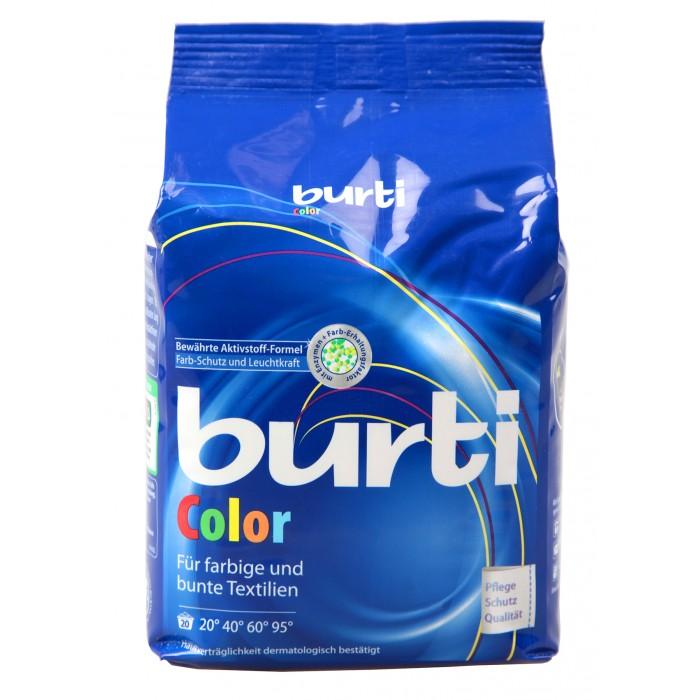 Бытовая химия Burti Стиральный порошок для цветного и тонкого 1,5 кг