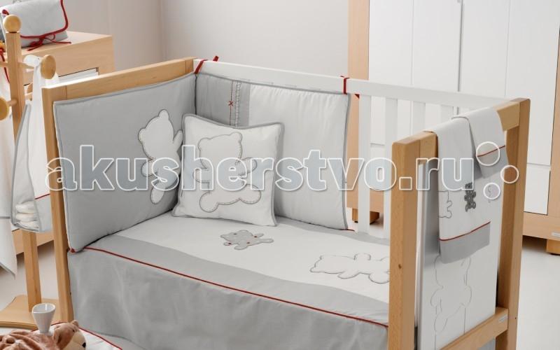 Комплекты в кроватку Micuna Бортики и покрывало Neus 120х60 micuna neus relax 120х60