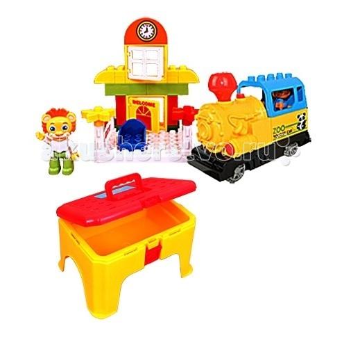 Конструкторы Royalcare Машинка детский конструктор
