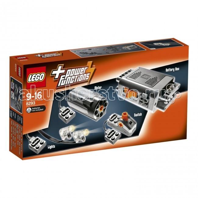 Lego Lego Technic 8293 Лего Техник Мотор Power Functions lego lego technic набор с мотором power functions
