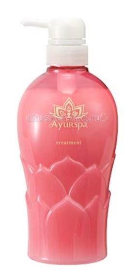 Косметика для мамы Ayurspa Аюрведический кондиционер для восстановления волос  500 мл масло амлы для волос baraka