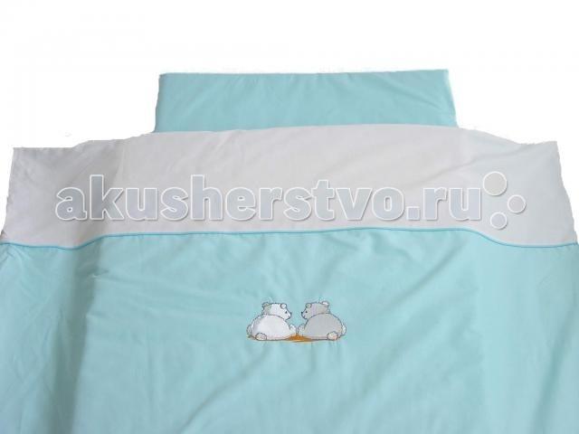Постельное белье Anel Pompon Baby (2 предмета)