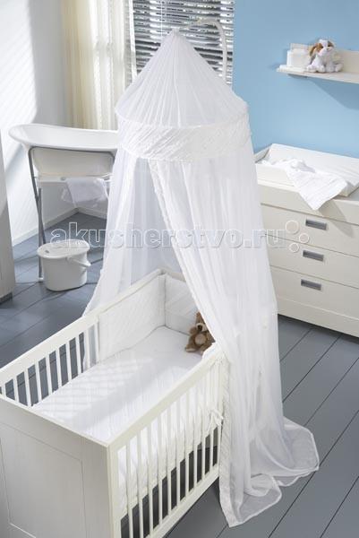Бортик в кроватку Anel Ruche White 180х35Ruche White 180х35Голландская компания Anel была организована в Амстердаме в 1975 году. С первых коллекций компания специализировалась на производстве высококачественных постельных принадлежностей для детей. Современный дизайн и цвета постельного белья украсят комнату малыша и доставят удовольствие молодым родителям при оформлении детской комнаты.   Характеристики: защищает ребенка от ушибов изготовлен из высококачественного хлопка соответствие международным стандартам гипоаллергенные материалы изготовлен с использованием специальной сетки, позволяющей регулировать теплообмен ребенка можно стирать в стиральной машине<br>