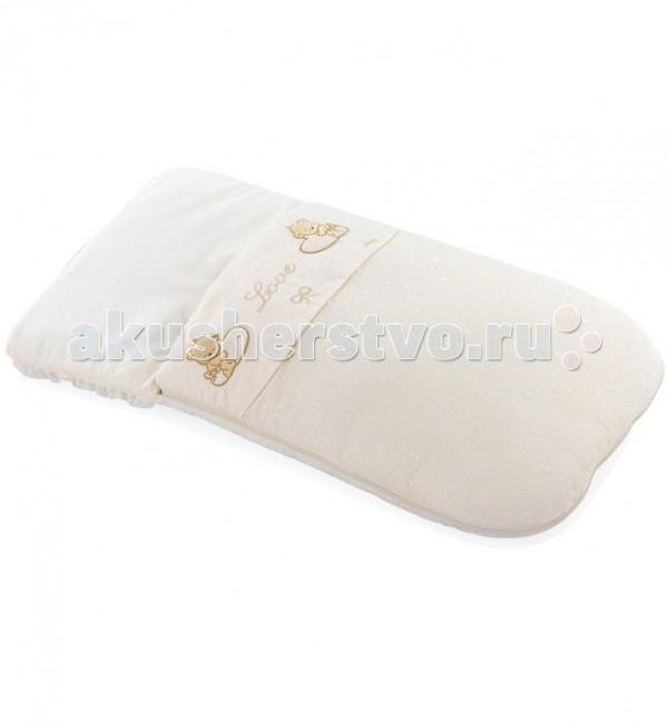 Italbaby Конверт на выписку на молнии LoveКонверт на выписку на молнии LoveМягкий и уютный конверт для новорожденного, украшен лентами, объемной аппликацией мишек. Мягкая гипоаллергенная ткань, оптимальное утепление и изумительный дизайн конверта для новорожденного Italbaby создадут комфорт младенцу и добавят радости и гордости родителям при выписке малыша и мамы из родильного дома.  Характеристики: материалы - 100% хлопок наполнитель: полиэстер нарядный конверт на молнии для новорожденного идеально подойдет для выписки, а также как конверт в коляску для прогулки аппликация ручной работы делают его необычайно красивым и стильным цвет конверта позволяет использовать его и для мальчика, и для девочки допускается машинная стирка при температуре не выше 30 градусов  Размеры (дхш):  80х40 см<br>