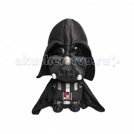 Мягкие игрушки Star Wars Дарт Вейдер плюшевый 38 см со звуком star wars 38