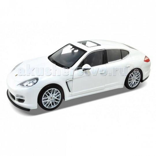 Welly Радиоуправляемая модель машины 1:12 Porsche Panamera SРадиоуправляемая модель машины 1:12 Porsche Panamera SРадиоуправляемая модель машины 1:12 Porsche Panamera S  Функции: Движение вперед- назад, вправо--влево. При движении загорается свет передних и задних фар. С пульта управления открываются двери.   Кузов машины из ударопрочного пластика.   Радиус действия пульта управления до 30 м.   Питание:  6 АА батареек в машину 4 АА в пульт управления (в комплект не входят).<br>