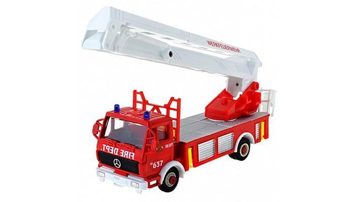 Машины Welly Модель машины Пожарная машина