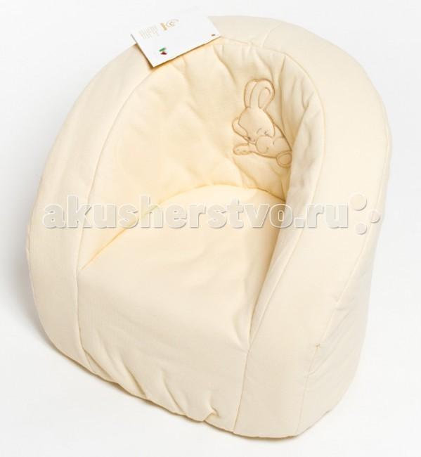 Italbaby Мягкое кресло CuccioliМягкое кресло CuccioliДетское кресло.<br>