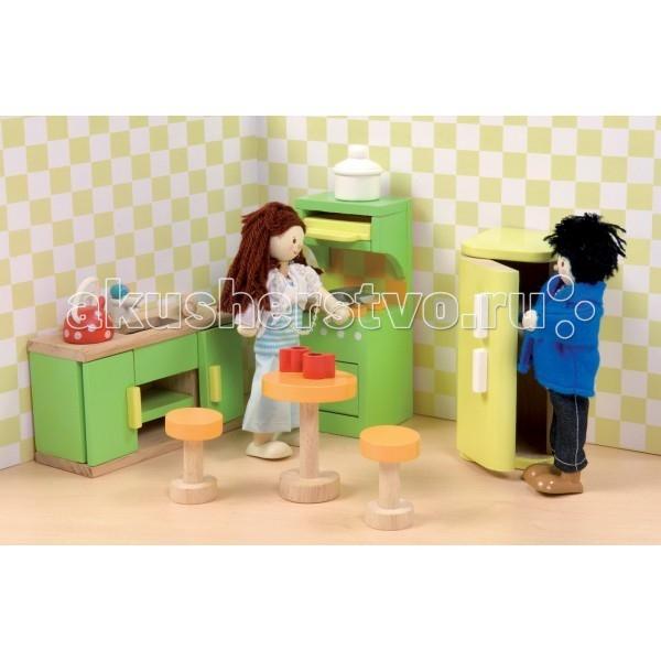 Кукольные домики и мебель LeToyVan Сахарная слива Кухня