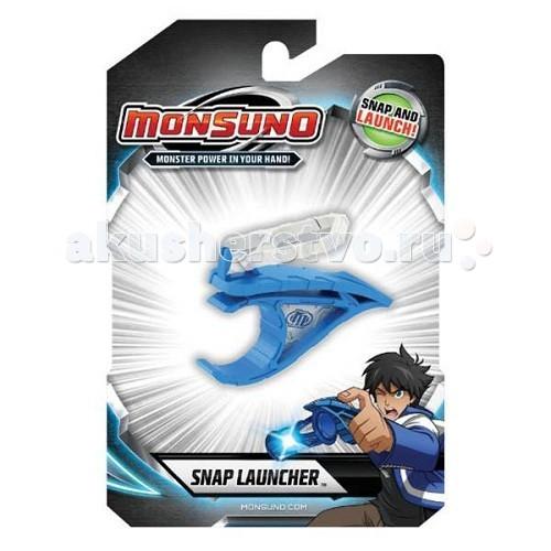 Игровые наборы Monsuno Мини пусковое устройство  пусковое устройство aurora double drive 3000 turbo