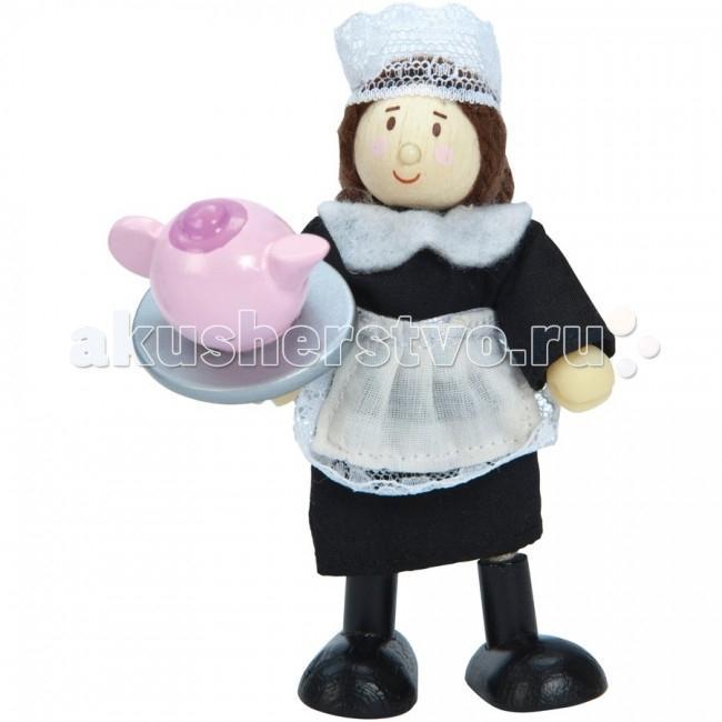 Куклы и одежда для кукол LeToyVan Кукла Официантка Милли letoyvan кукла пупс