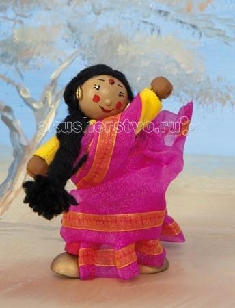 Куклы и одежда для кукол LeToyVan Кукла Индийская танцовщица Жасмин letoyvan кукла пупс